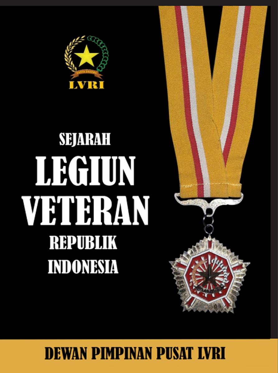 Cover Buku Sejarah LVRI